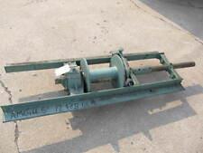 Braden Winch 02232 AMGU5-12 FEB LLA WORM UDSG W / EXT SHAFT NEW OLD STOCK