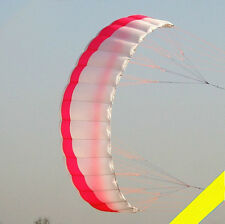 Pro 3m² 4 line Control Power/traction Kite Trainer/Snow Kite + Handle+ Line+ Bag