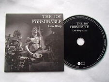 THE JOY FORMIDABLE - LITTLE BLIMP - V.RARE PROMO CD