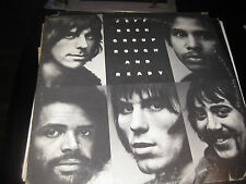 Jeff Beck Group; Rough and Ready on LP