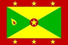 Fahne Flagge Grenada 60 x 90 cm