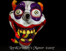 New 2017 Psychedelic Clown Halloween Mask Horror Evil Creature Monster Spooky