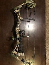 Bear Bow, Bear Encounter, Compound Bow, 60 lbs,Bow and Bow Case, Real Tree,