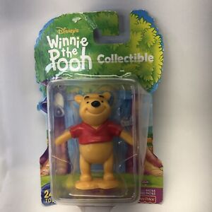 """Brand-New Disney Winnie the Pooh 3""""in POOH BEAR Figure Fisher Price Freeshipping"""