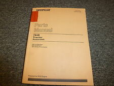 Caterpillar Cat 784B Wheel Tractor Powershift 3512 Engine Parts Catalog Manual