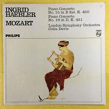 Ingrid Haebler - Mozart - Piano Concerto No.15 No.15 K450 - No.16 K451 - AL3545
