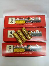 Charcoal Tablets Incense burner Hookah - Shisha Pipes 27mm 3xbig boxes 57 rolls