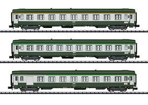 """Minitrix / Trix N 15372 Schnellzugwagen-Set """"Orient-Express"""" der SNCF NEU + OVP"""