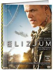 ELIZJUM (ELYSIUM) - BOOKLET DVD