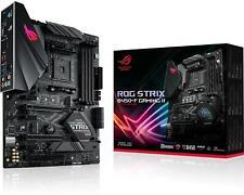 More details for asus rog strix b450-f gaming ii motherboard amd socket am4 amd b450 chipset