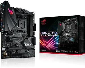 ASUS ROG STRIX B450-F GAMING II Motherboard AMD Socket AM4 AMD B450 Chipset