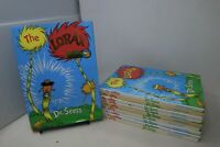 Guided Reading lot of 10 The Lorax by Dr. Seuss Hardcover Books