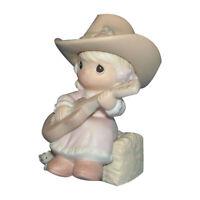 Precious Moments Figurine 163864 ln box Hallelujah Hoedown