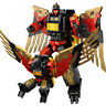 Wei Jiang Transformation Giant Spirit Storm Tooth Tiger War Action Figure Toys