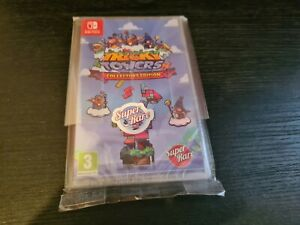 Tricky Towers Super Rare Games #32 (Nintendo Switch) NEW and SEALED. Free P+P.