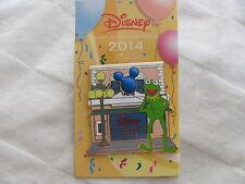 Disney Trading Pins 101827 2014 Chase Visa - Kermit the Frog