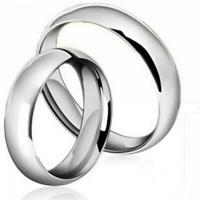 neue geschenk klassische am besten hochzeit ring band edelstahl