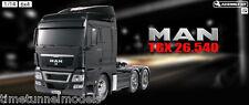 TAMIYA 56325 MAN TGX XLX-Radio Controllo l'assemblaggio CAMION AUTOCARRO KIT 1:14 RC
