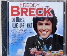 Freddy Breck - Ich weiss, was Dir fehlt - CD neu & OVP