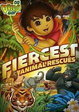 Nickelodeon's Go Diego Go: Fiercest Animal Rescues! (DVD, 3 Episodes, 2011)