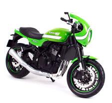 Maisto 1:12 Kawasaki Z900RS Cafe Motorcycle Model New Green