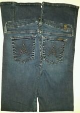"7 For All Mankind ""A"" Pocket Women's Jeans Size 28 Boot Cut"