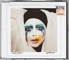 LADY GAGA Applause MALAYSIA Edition Single CD RARE NEW SEALED