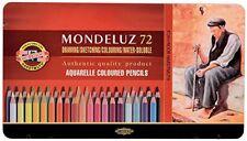 Koh-i-noor 72 Mondeluz Aquarelle Colored Pencils. 3727
