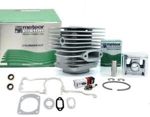 Meteor cylinder piston kit Big Bore for Husqvarna 272 272XP 268 52mm w/ gaskets