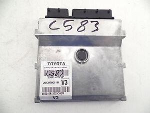OEM GM NEW ECM ENGINE CONTROL MODULE TOYOTA MATRIX PONTIAC VIBE 09-10 19205311