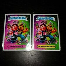 2019 Philly Non Sport Garbage Pail Kids Metal Plates LIMITED GPK RARE