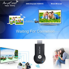1080P Full HD HDMI TV Stick AnyCast DLNA Wireless Chromecast Airplay Dongle HH