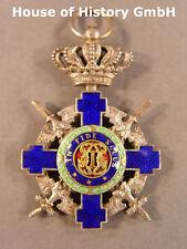 Rumänien: Sternen Orden von Rumänien Ritterkreuz mit Schwertern , 2.Modell