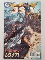 JSA #61 (2004) DC COMICS JUSTICE SOCIETY OF AMERICA SIGNED ETHAN VAN SCIVER! COA