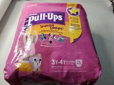 Pull-Ups Girls Training Pants 3T/4T D