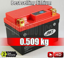 Best selling LITHIUM battery - YTZ7S-FP +50% CCA, 70% less weight, 1on1 replace
