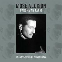 MOSE ALLISON - PARCHMAN FARM  2 CD NEU