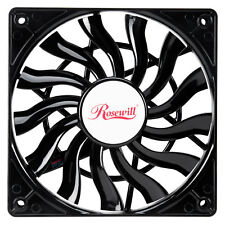 Rosewill RASF-141213 120mm Computer Case Cooling Fan 600 ~ 1600 RPM with PWM