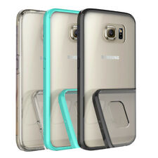 Fits Samsung Galaxy S6 Case Slim Transparent Clear Impact Shockproof TPU Cover