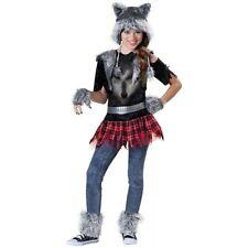Werewolf Costume Girls Teen Tween Female Wear Wolf - Small -