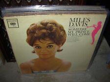 MILES DAVIS / COLTRANE someday my prince will come ( jazz ) columbia 6 eye 1961
