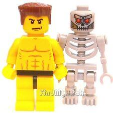 M007 SK Lego Custom Terminator Cyborg with Skeleton Robot Minifigures NEW