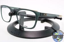 Oakley RX Eyeglasses OX8093-0549 MILESTONE 3.0 Matte Olive Frame [49-19-141]