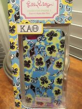 iPhone 5 5s Cell Phone Case Cover Lilly Pulitzer Kappa Alpha Theta