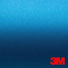 5ft x 30ft - 3M MATTE Blue Metallic Scotchprint Car Wrap Vinyl Film 1080 Series