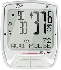 Ciclocomputer Velomann S1.41 Wireless con fascia cardio e cadenza pedalata