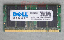 DELL 1GB X1 SODIMM 200PIN DDR333 PC2700 SDRAM 1G memory MY RAM 05-D