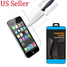 9H ULTRA CLEAR TEMPER GLASS SCREEN PROTECTOR For Apple iPod Touch 6 6th Gen USA