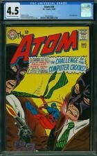 Atom #20 CGC 4.5 -- 1966 -- Gil Kane Murphy Anderson. #2014454022