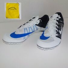 NEW Nike JA FLY 2 Sprint Running Shoes 705373 100 MEN 11 +Spikes & SRT FastShip